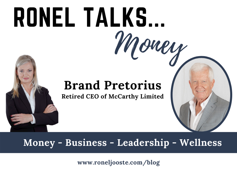 Ronel Talks Money