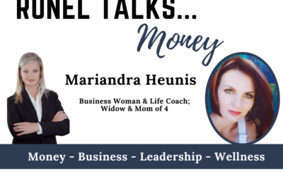 Ronel Talks Money: Mariandra Heunis
