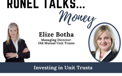 Ronel Talks Money: Elize Botha