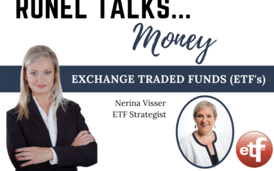 Ronel Talks Money: Exchange Traded Funds