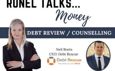 Ronel Talks Money: Debt Review / Counselling
