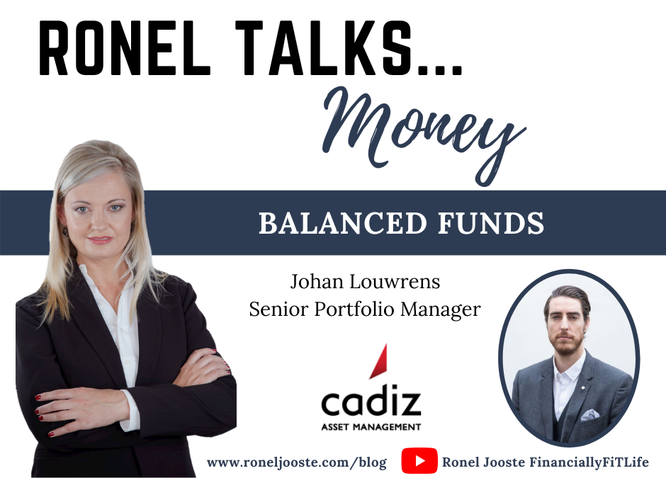 Ronel Talks Money: Balanced Funds