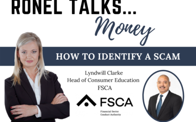 Ronel Talks Money: How to Identify a Scam