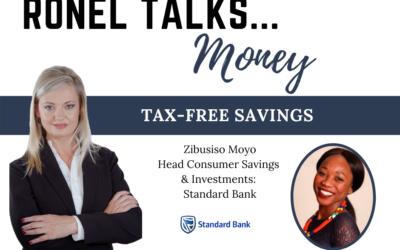 Ronel Talks Money: Tax-free Savings